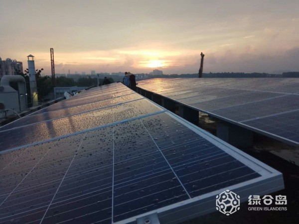 东莞豪丰环保1.5MW屋顶光伏发电项目