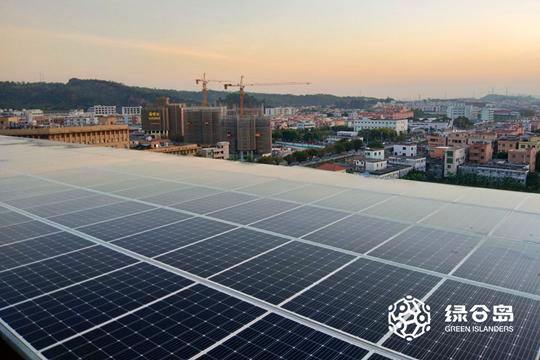 广州豪达嘉源酒店166KW光伏发电项目