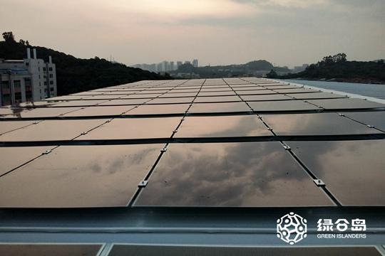 东莞凤岗恒风工业园127KW光伏发电项目